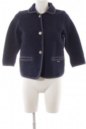 Sigi Scheiber Traditional Jacket dark blue country style