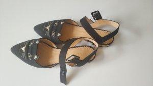 "Signature Sandalette ""Kitty"" von Charlotte Olympia"