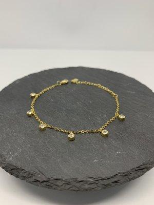Bracelet gold-colored