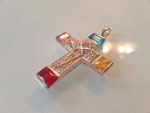 Silber 925 Kreuz Wunderschön