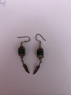 Silber 925 Ohrringe emailliert