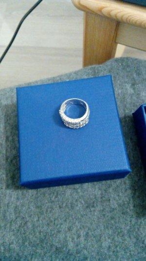 Silber 925 ring mit Steine