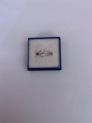 Silber 925 Ringe mit Zirkonia