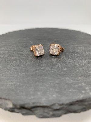 Silver Earrings rose-gold-coloured