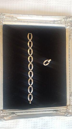 Silber Armband mit Anhänger
