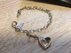 Silber-Armband mit Herzcharm JETTE JOOP