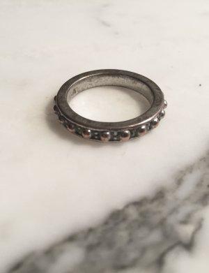 Accessorize Statement ring zilver-brons Metaal