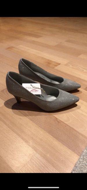 Tamaris Zapatos de punta multicolor
