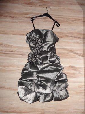 Silber-Graues Kleid von Laona Gr. 34