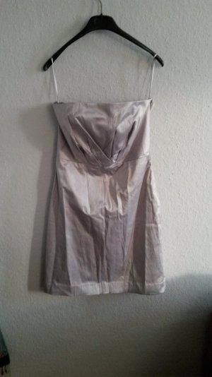 silber/graues kleid von orsay