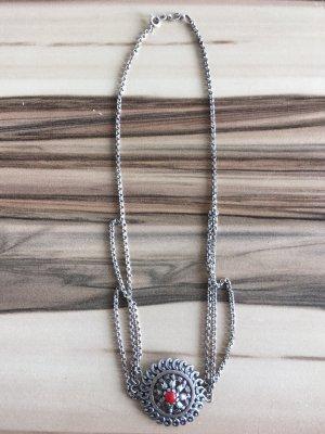 Silber Halskette zu verkaufen