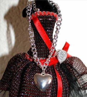 Silber Herz Armband Romantic Modeschmuck
