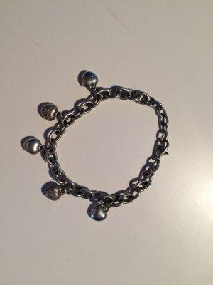 Silber Herz-Bettler-Armband