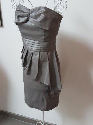 Silber Kleid bondau, Silvester