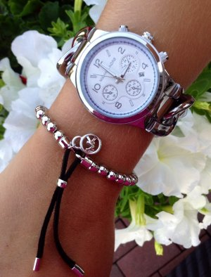 Silber m k Uhr Musthave