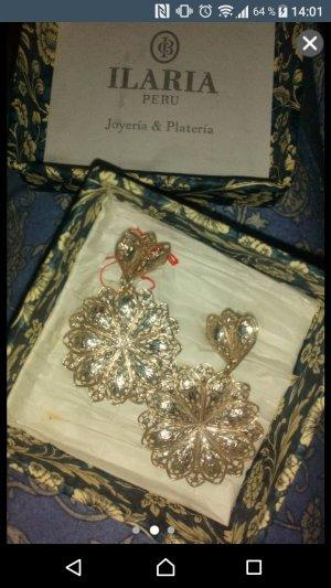Silber Ohrringe  Einzelstück