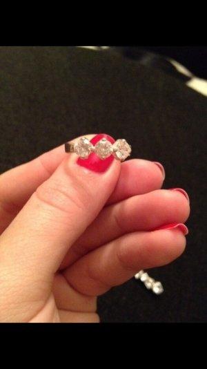 Silber ring 925 große 17