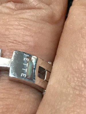 Silber Ring 925 Joop