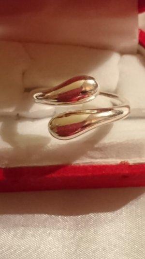 Silber Ring 925 verstellbar