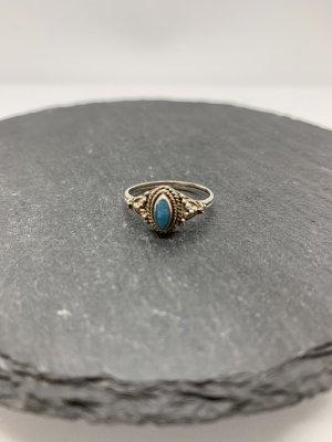 Silber ring ca gr 54 neu