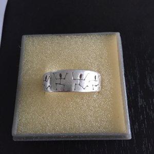 Silber-Ring Grösse 59