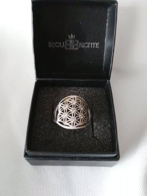 Bijou Brigitte Silver Ring silver-colored