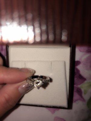 Silber Ringe große 51