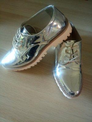C&A Pantofola bianco-argento