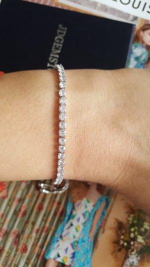 Silber verstellbares Armband