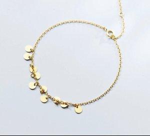 Silber925 armband gold verstellbar neu
