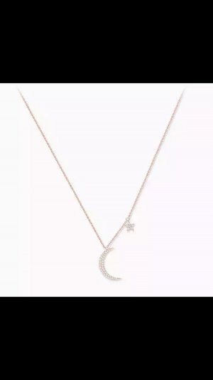 Silver Chain rose-gold-coloured
