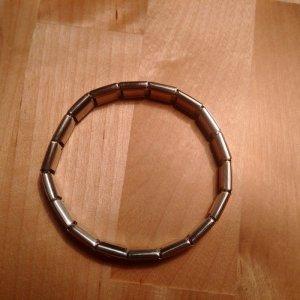 Silberarmband Armband mit farbigen Steinen