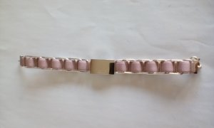 Esprit Silver Bracelet silver-colored-dusky pink