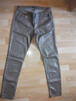 Silbergraue Esprit-Jeans in Gr. 38