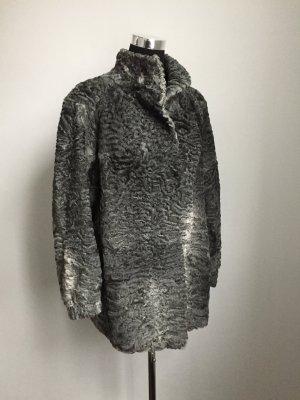 Silbergrauer  Persianer Jacke 40/42