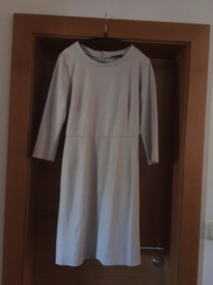Jones Dress silver-colored