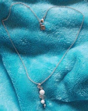 Silberkette mit Anhäger
