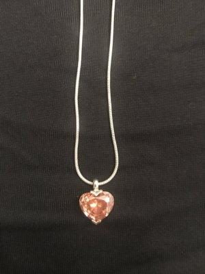 Silberkette mit Herzanhänger Thomas Sabo