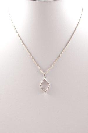 Cadena de plata color plata elegante