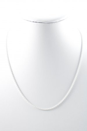 Silver Chain silver-colored elegant