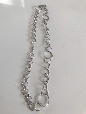 Silberkette von Henri J. Sillam