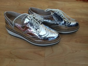 Chaussures basses multicolore