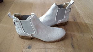 Silberne Buffalo Boots