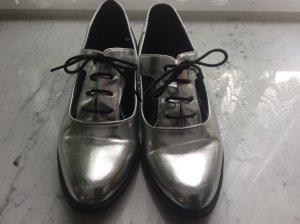 New Look Schoenen zilver Imitatie leer