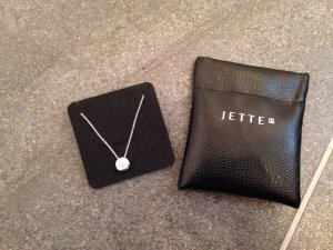 Jette Joop Necklace silver-colored