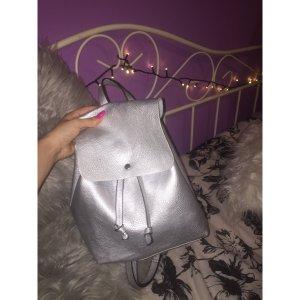 Bijou Brigitte Trekking Backpack silver-colored