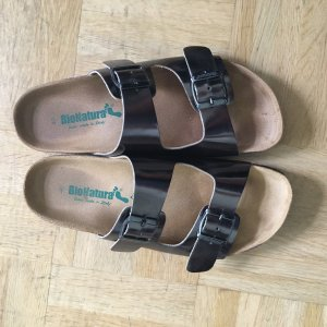 Comfort Sandals silver-colored