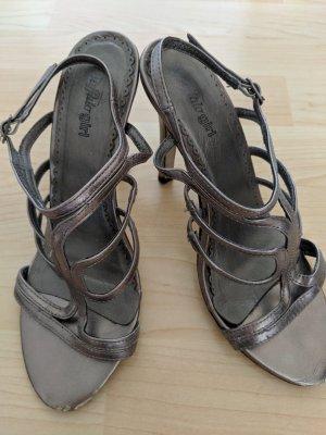 Buffalo girl High Heel Sandal silver-colored