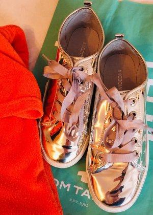Silberne Sneaker von H&M