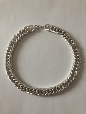 H&M Link Chain silver-colored
